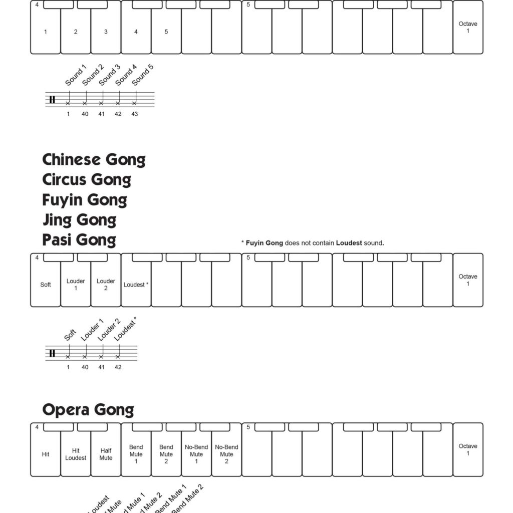Virtual Drumline Sound Maps Page 39
